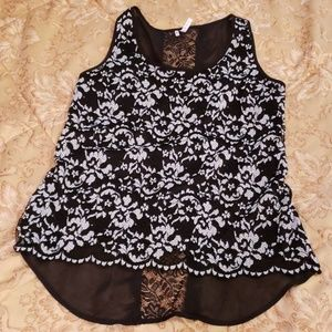 Studio Y by Maurices Lace Top